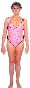 womens triangle body shapes